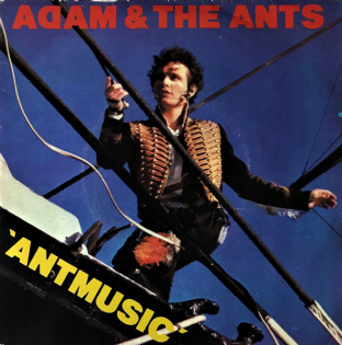 "Adam And The Ants - Antmusic (7"") (G+/G++)"